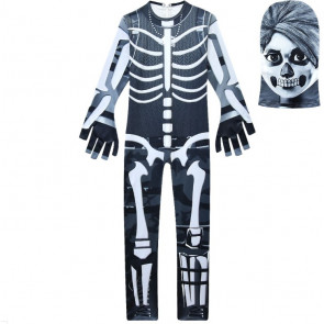 Fortnite Female Skull Ranger Costume