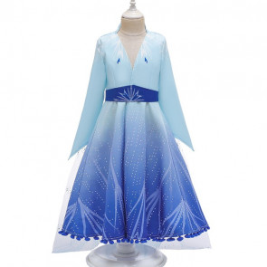 Frozen 2 Elsa Dress