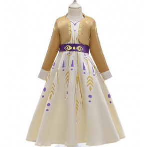 Frozen 2 Anna Dress
