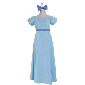Peter Pan Wendy Costume Cosplay