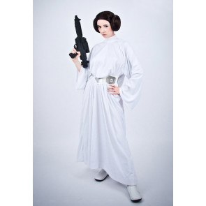 Classic Princess Leia Star Wars Complete Costume Cosplay