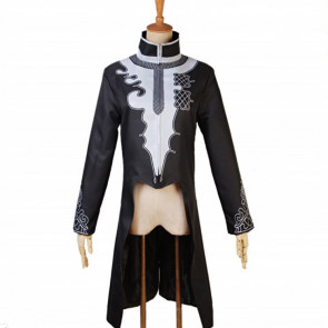 T'Challa Suit Cosplay Costume