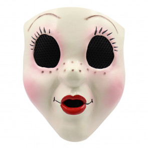 The Strangers Prey at Night Dollface Mask Costume