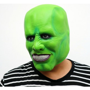 The Mask 1994 Jim Carrey Mask Costume