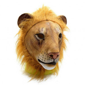 Lion Cosplay Mask Costume