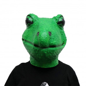 Lizard Gecko Mask Costume