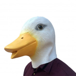 Duck Goose Mask Costume