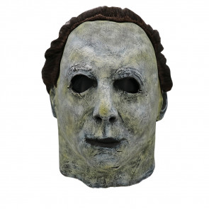 Michael Myers Melting Face Mask Costume