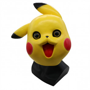 Pikachu Mask Costume