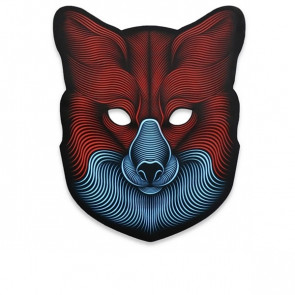 Outline Fox LED Mask