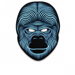 Outline King LED Mask