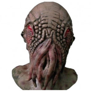 Horror Dr Mystic Mask Latex Octopus Mask