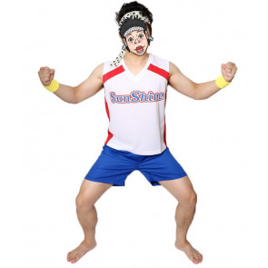 Sunshine Ikezaki Cosplay Costume