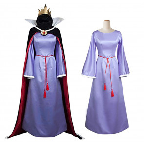 The Evil Queen Snow White Cosplay Costume