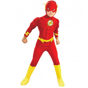 DC Comics Deluxe Muscle Chest The Flash Child's Costume