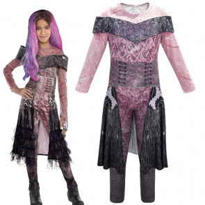 Girls Disney Descendants 3 Audrey Aurora Halloween Costume