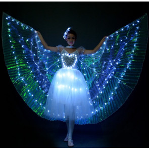 LED Butterfly Ballet Ballerina Costume