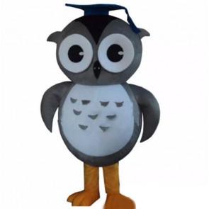 Giant Owl Mascot Costume