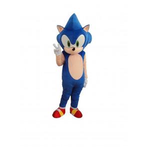Giant Sonic the Hedgehog Mascot Costume