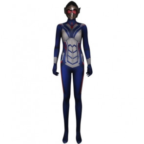 The Wasp Lycra Complete Costume