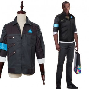 Detroit Become Human Markus Cosplay Costume