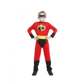 Dash Incredibles Boys Cosplay Costume