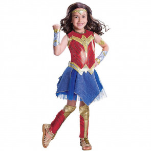 Wonder Wonder Complete Girls Costume