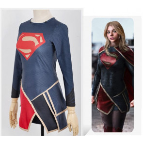 Supergirl (Kara Zor-El) Cosplay Costume