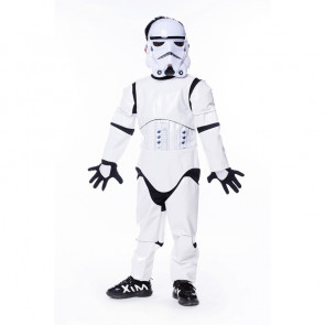 Boys Stormtropper Star Wars Costume