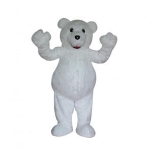 Giant Polar Bear Mascot Costume