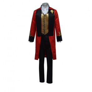 The Greatest Showman P.T. Barnum Circus Tuxedo Cosplay Costume
