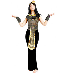 Womens Egyptian Queen Cosplay Costume