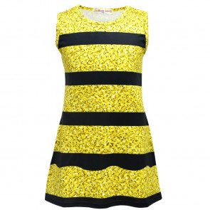 Queen Bee Girls Costume Dress