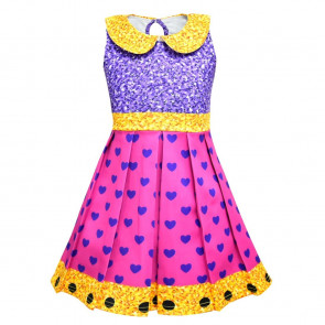 Super B.B. Girls Costume Dress