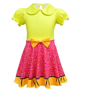 Glitter Queen Girls Costume Dress