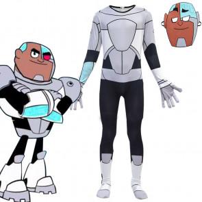 Cyborg Teen Titans Go Cosplay Costume