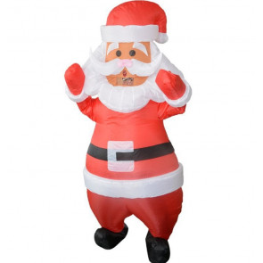 Giant Inflatable Santa Claus Costume