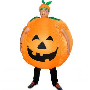 Giant Pumpkin Jack O Lantern Inflatable Costume