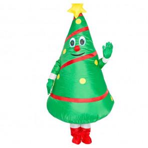 Giant Christmas Tree Inflatable Costume