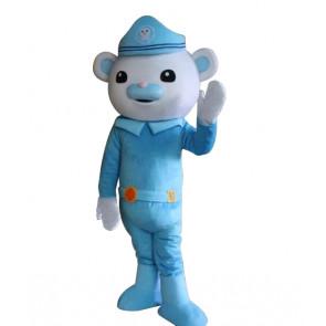 Giant Octonauts Captain Barnacles Mascot Costume