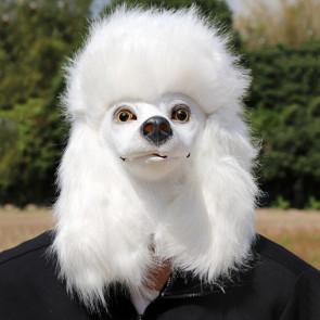 Poddle Dog Costume Mask