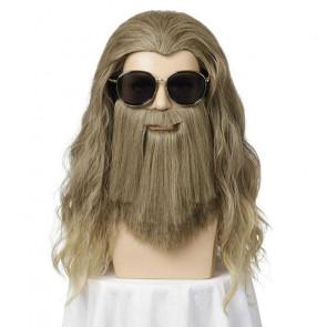 Thor Endgame Beard and Wig