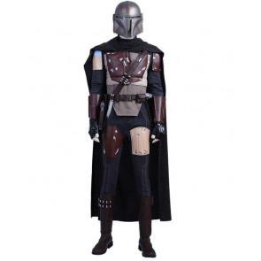 The Mandalorian Deluxe Complete Cosplay Costume