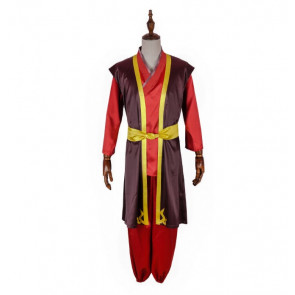 Avatar The Last Airbender Prince Zuko Cosplay Costume