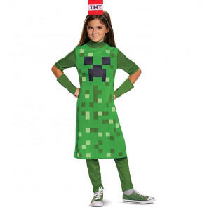 Creeper Minecraft Costume