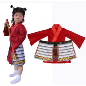 Child Mulan Costume Mulan Live-Action