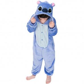 Kids Stitch Onesie Jumpsuit Costume