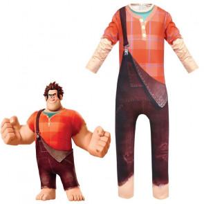 Boys Wreck it Ralph Costume