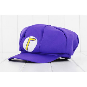 Waluigi Cap Hat