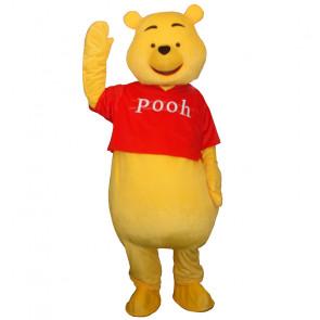 Giant Winnie the Pooh Mascot Costume